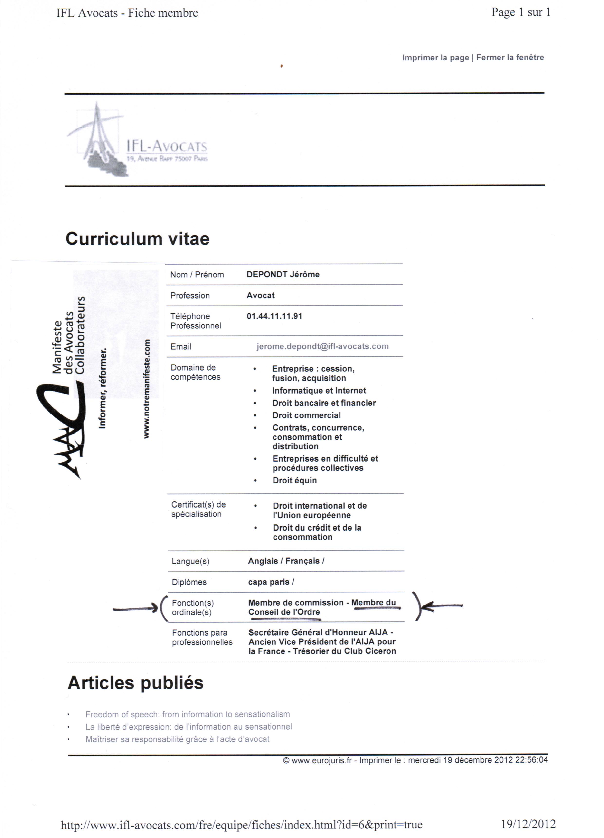 modele facture avocat collaborateur
