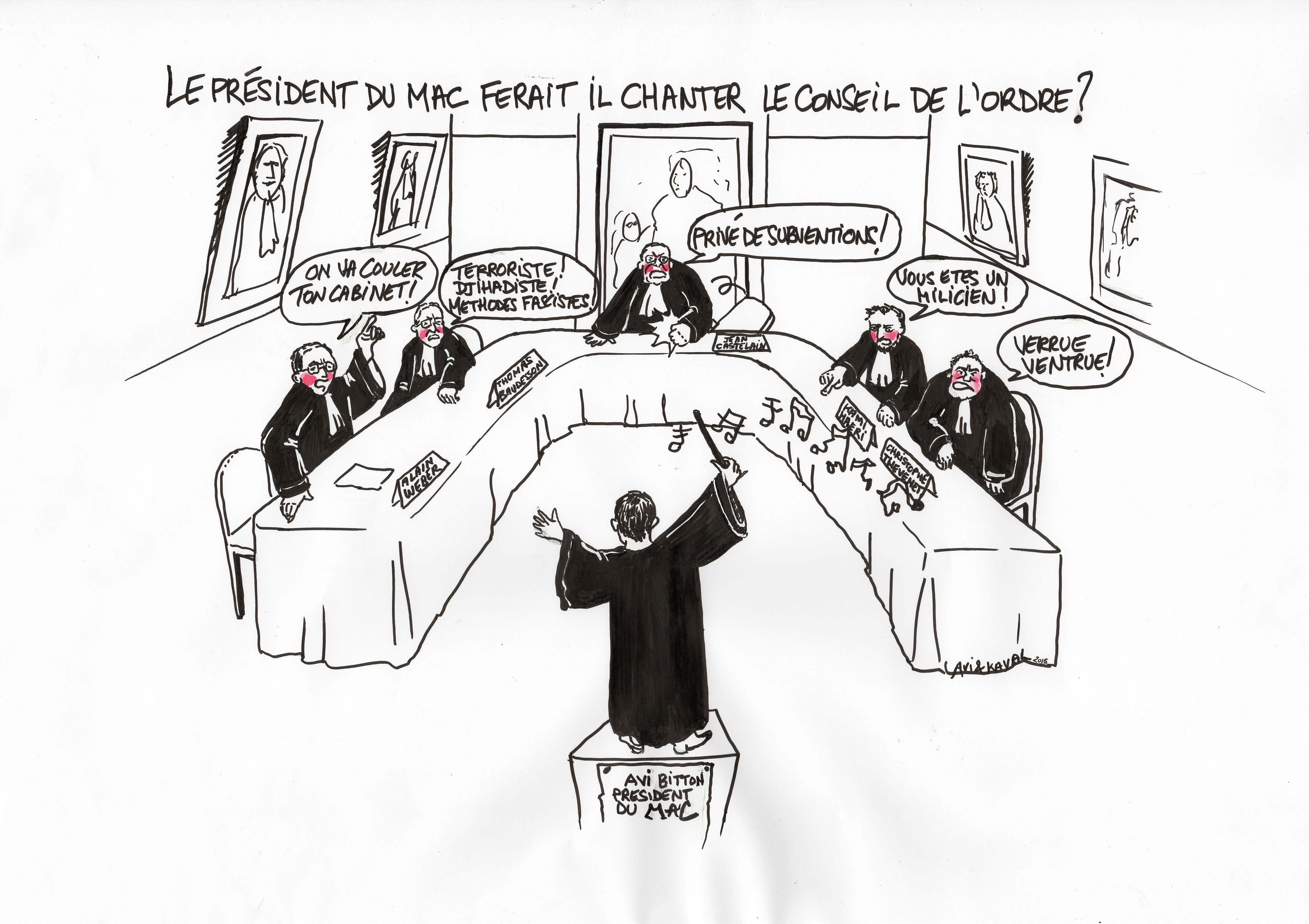 Actualités Le Manifeste des Avocats Collaborateurs